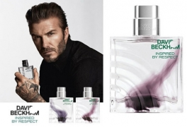David Beckham Inspired by Respect