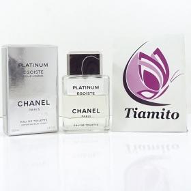 ادکلن مردانه اگویست پلاتینیوم شنل Chanel PLATINUM Egoiste for Men