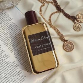 آتلیه کلون گلد لدرAtelier Cologne Gold Leather