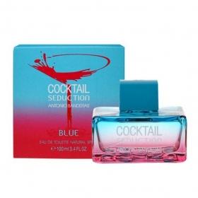 آنتونیو باندراس کوکتیل سداکشن بلو زنانهAntonio Banderas Cocktail Seduction Blue