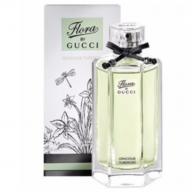 گوچی فلورا گریشس تیوب رزFlora by Gucci Gracious Tuberose