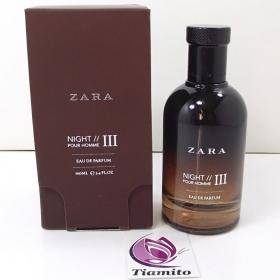 زارا نایت پور هوم 3 Zara Night Pour Homme III