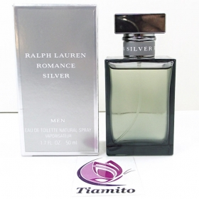 رالف لورن رومنس سیلور Ralph Lauren Romance Silver for men