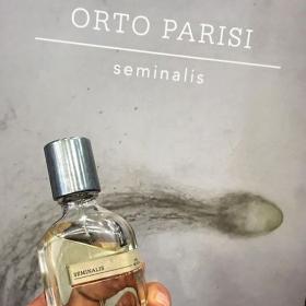 اورتو پاریسی سمینالیس Orto Parisi Seminalis