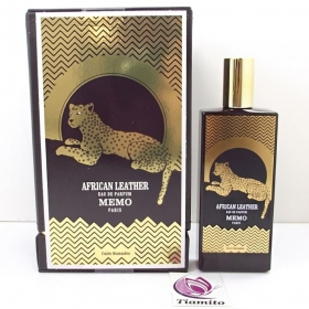 ممو پاریس آفریکن لدر Memo Paris African Leather