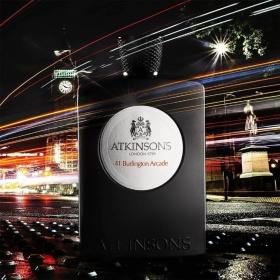 اتکینسون ۴۱ بارلینگتون آرکید Atkinsons 41 Burlington Arcade