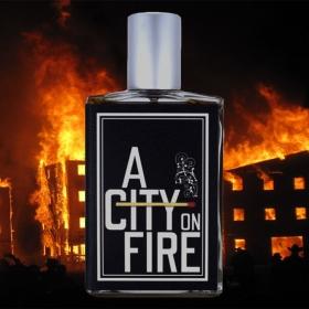 ایماجنری آتورز ا سیتی ان فایر Imaginary Authors A City On Fire