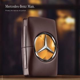 مرسدس بنز من پرایوتMercedes Benz Man Private