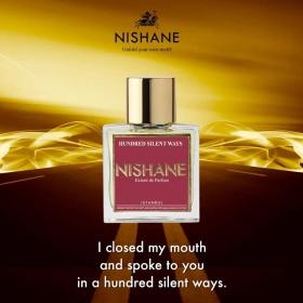 نیشانه هاندرد سایلنت ویز Nishane Hundred Silent Ways