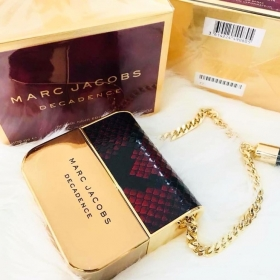 مارک جاکوبز دیکادنس رژ نویر ادیشن Marc Jacobs Decadence Rouge Noir Edition