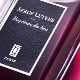 سرج لوتانس بتم دو فو Serge Lutens Bapteme du Feu
