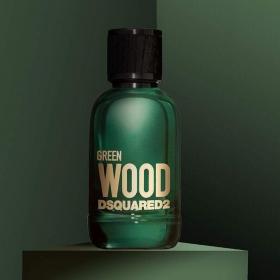 دسکوارد 2 گرین وود DSQUARED2 Green Wood