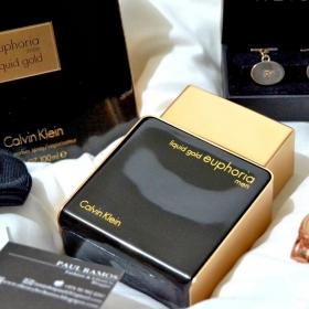 کلوین کلاین سی کی ایفوریا لیکویید گلد مردانه Calvin Klein Euphoria Liquid Gold for Men