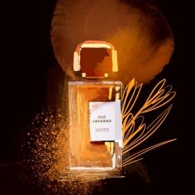 بی دی کی عود ابرومد BDK Parfums Oud Abramad