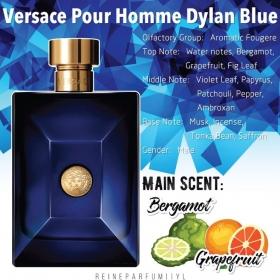 ورساچه پور هوم دیلن بلو مردVersace Pour Homme Dylan Blue