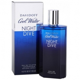 دیویدف کول واتر نایت دایوDavidoff Cool Water Night Dive