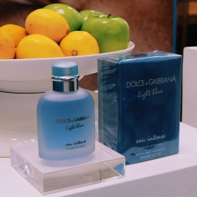 دلچی گابانا لایت بلو او اینتنسDolce and Gabbana Light Blue Eau Intense