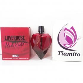 عطر زنانه دیزل لاوردوز رد کیس (دیسل لاوردز ردکیس)Diesel Loverdose Red Kiss